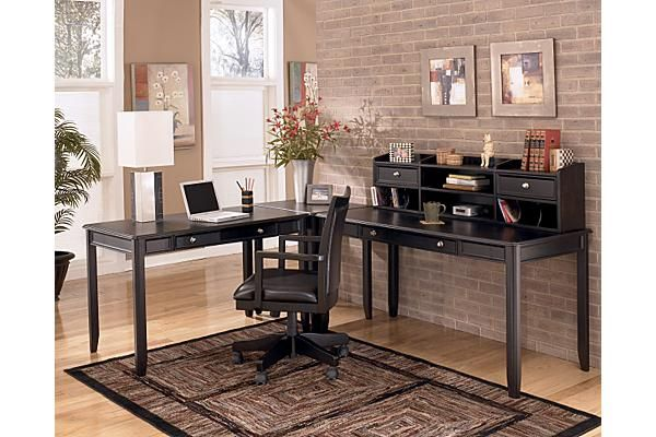 marvellous sleek modern contemporary home office desk design | The Carlyle Home Office Desk Chair from Ashley Furniture ...