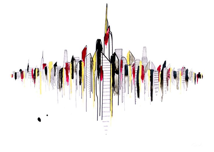 Rob Wass Cityscape Gallery