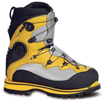 Spantik Lightweight double boot from La Sportiva