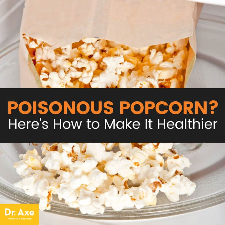 Is popcorn healthy? - Dr. Axe http://www.draxe.com #health #holistic #natural