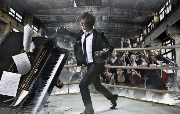 Ben Folds & yMusic at Sage Gateshead