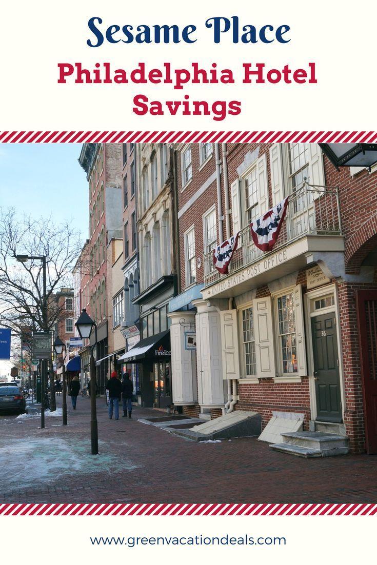 Visit Sesame Place & stay at Sesame Place partner hotel! Family Vacation | Philadelphia Travel | Pennsylvania Travel | Kids Travel | Where To Stay In Philadelphia