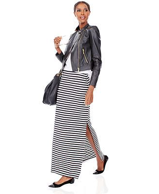 Spring 2014 Trend Report Sporty Chic Moto Jacket Look