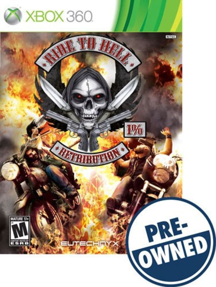 Ride to Hell Retribution - PRE-Owned - Xbox 360