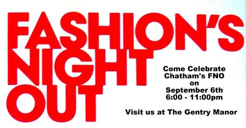 Fun & Fashion from 6:00 - 11:00pm