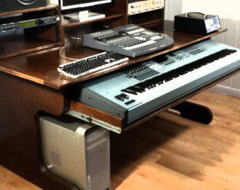 unidad ngulo msica productor grabacin escritorio estudio