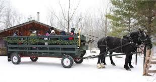 Christmas Town at Mountsberg.  Katherine Barnett, Milton Real Estate Agent, Broker