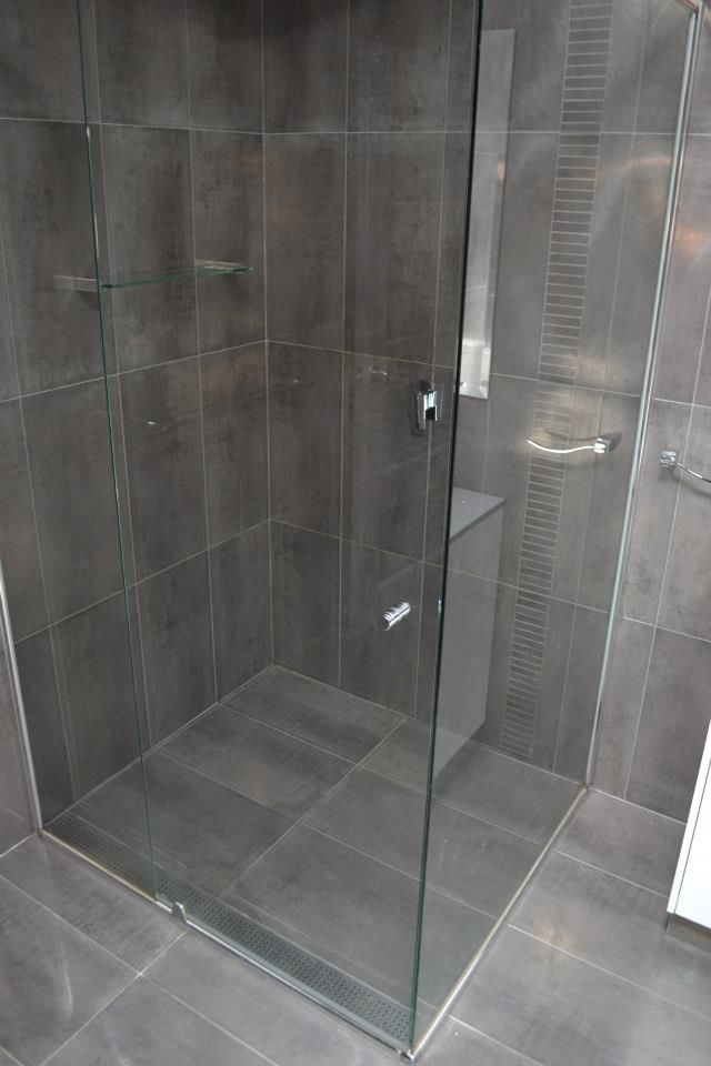 Semi Frameless - On the Ball Bathrooms - Perth - Bathrooms - Renovations