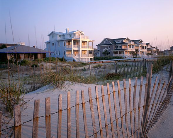 537 best seaside images on pinterest nature paisajes for Best small towns in north carolina