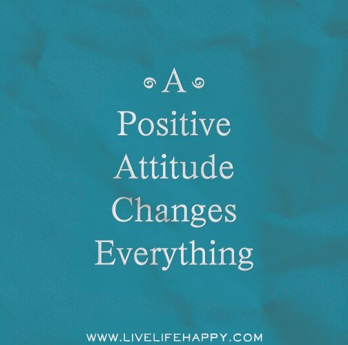 Change Is Positive Quotes: Being Positive Quotes About Change. QuotesGram