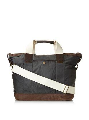 J.Campbell Los Angeles Men's Everyday Bag (Olive/Brown)