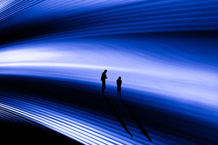 Abstract pictures of Josh Adamski