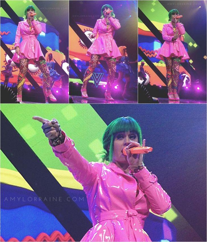 Katy Perry Concert   The Prismatic World Tour   Washington, DC   Southern Maryland Senior Photographer   www.amylorraine.com