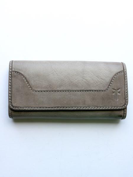 Leather Zip Around Wallet - Herbst by VIDA VIDA iCNuAE