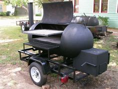 plans for homemade smokers - Google Search