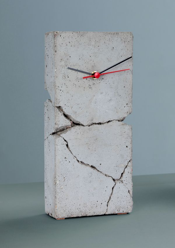 Concrete Clock