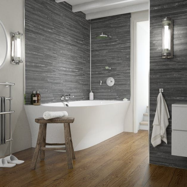Tideland WBP Plywood Shower Panel - for the shower area