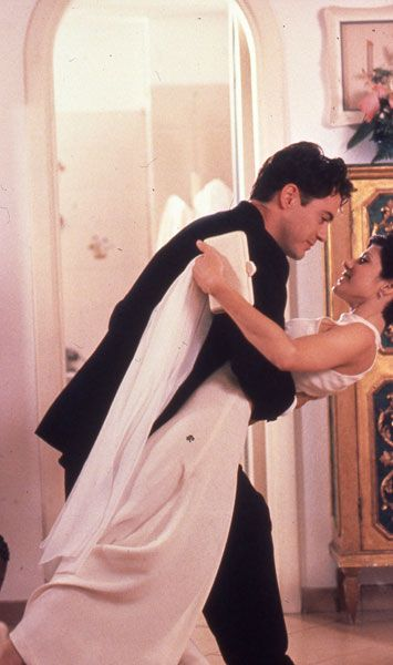 """""""Only you"""" ~ with Marisa Tomei   Robert Downey, Jr., Marisa Tomei in """"Only You"""" (1994)"""