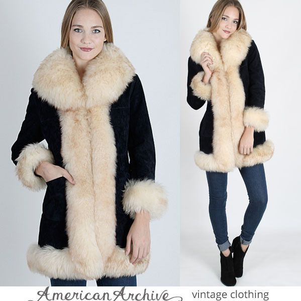 54 best Suede 70s faux fur images on Pinterest | Faux fur, Fur ...