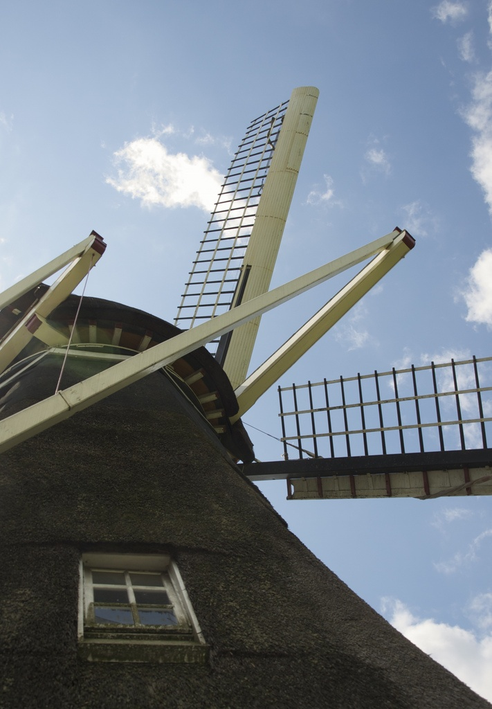 Windmills have been iconic for the Netherlands for years, but sadly they are dissappearing quickly.