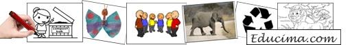 ***** Dibujos para colorear Emociones sociales. Imágenes sobre el amor, la amistad y el comportamiento... los niños aprenden sobre sentimientos, emociones y comportamiento social mientras colorean.