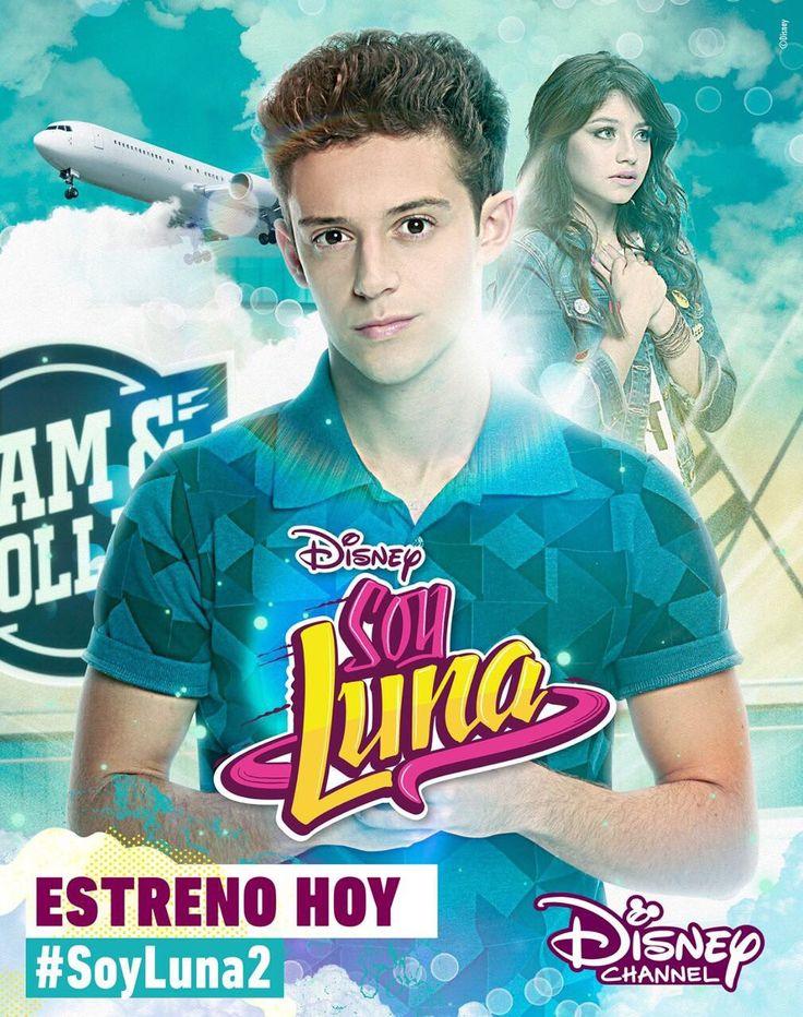 Soy Luna 2 - Poster Oficial de ''Matteo''