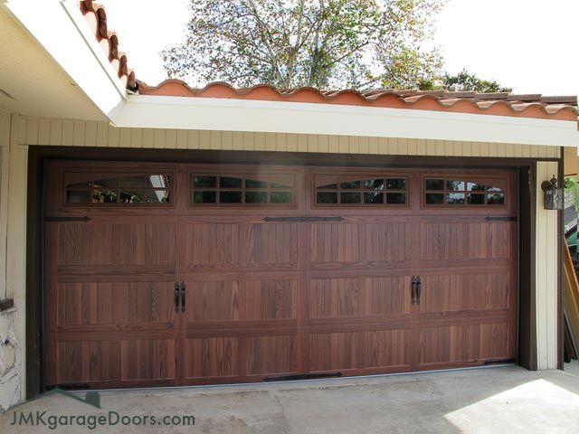 Wood Sectional Garage Doors | Raynor Garage Doors | Ontario, CA