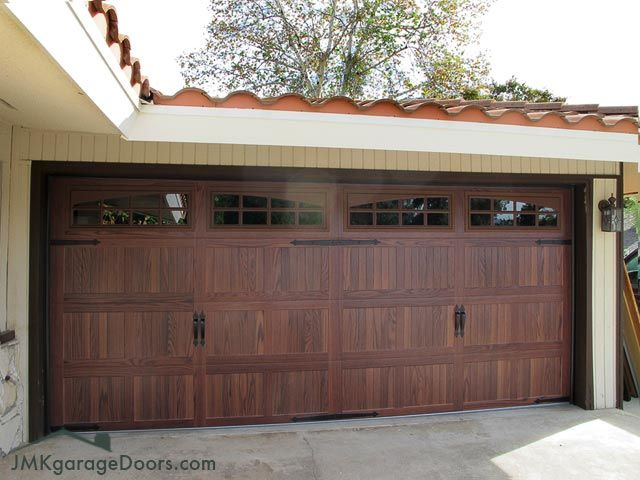 Wood Sectional Garage Doors | Raynor Garage Doors | Ontario, CA