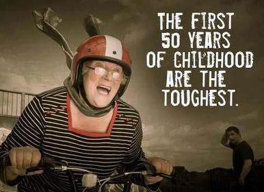 the first 50 years.