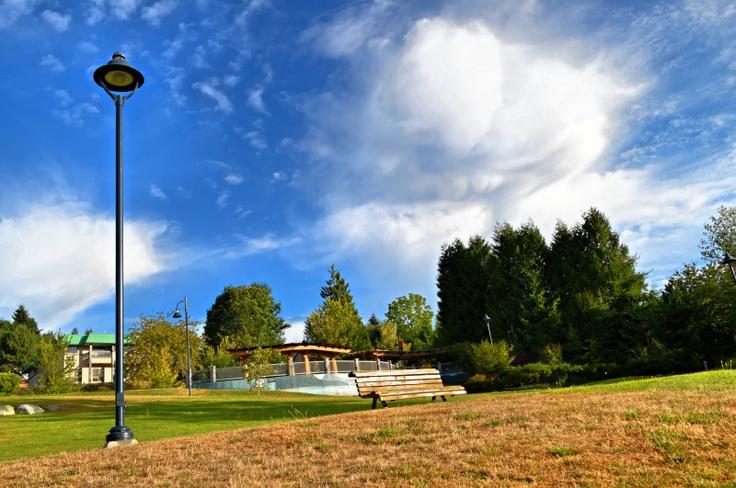 Winegarden - Gibsons. Sunshine Coast, Howe Sound, British Columbia, Canada