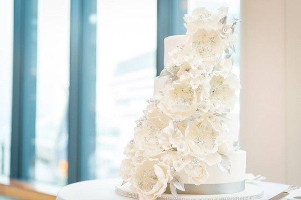 New Years Eve Wedding Cakes New Year S Wedding Cake Cake B