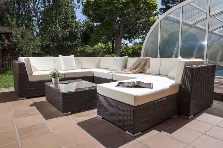 36 best Muebles de Jardín images on Pinterest   Decks, Outdoor ...
