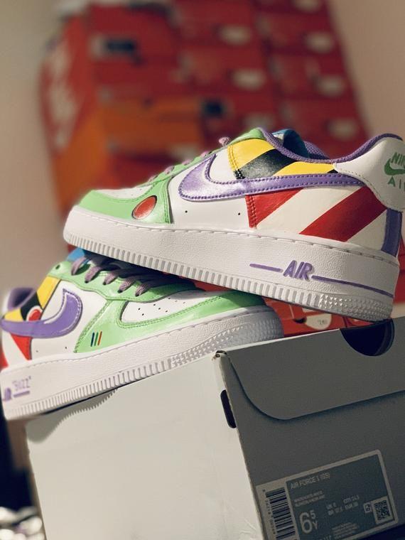 Disney Pixar Toy Story custom Buzz