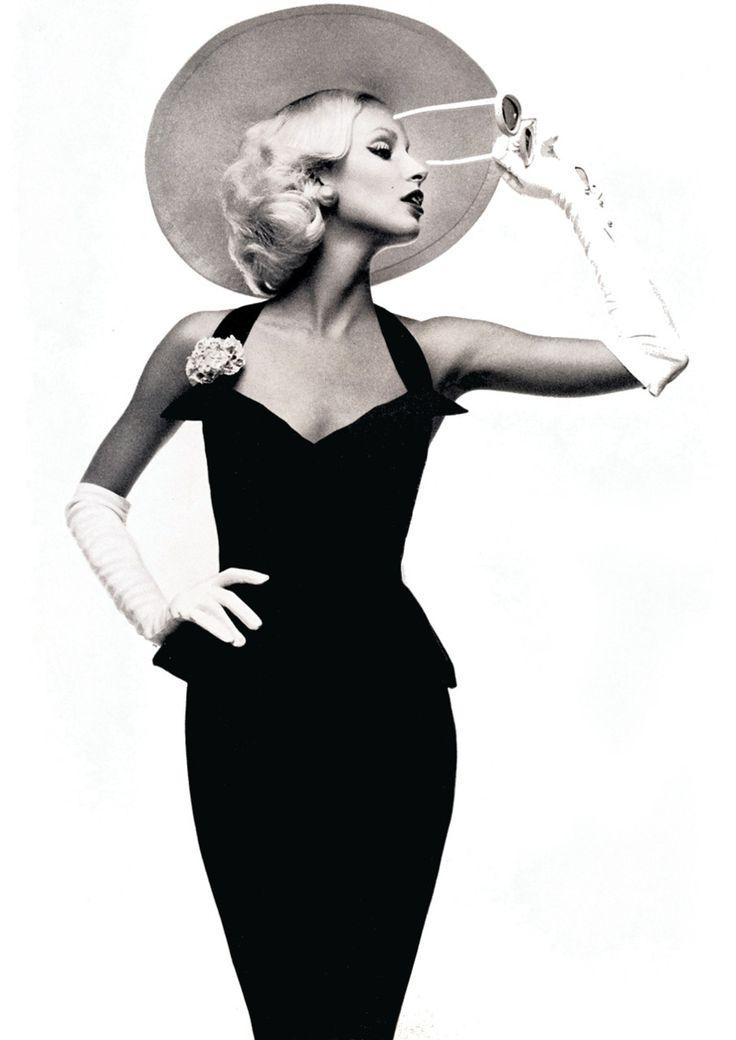 Vogue Italia, 1972.