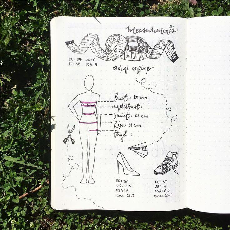 10 idées de page Collection pour votre Bullet journal !