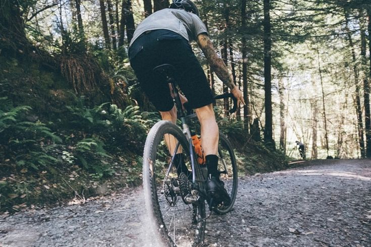 The Diverge adventure bike by Specialized is built for all-terrain performance