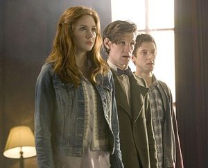 Doctor Who without the Ponds...enter sadness...  They better make this season count!