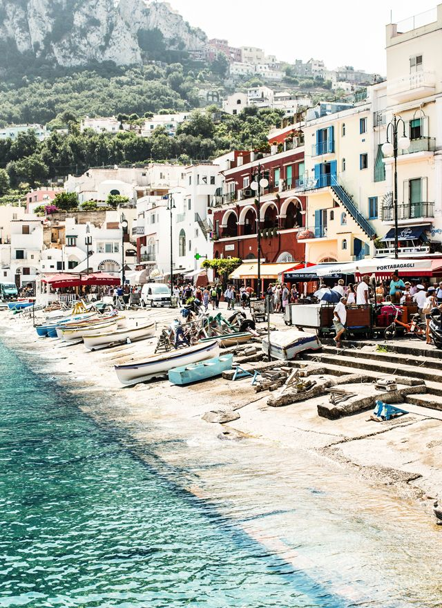 Capri, Italy didn't take the pic but looks like it. Been there once with some of my favorite peeps!
