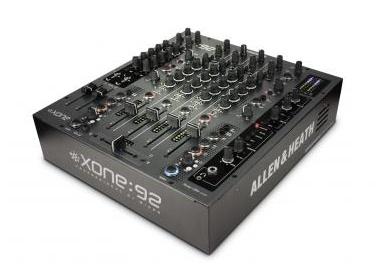 Xone:92 6 Channel Mixer
