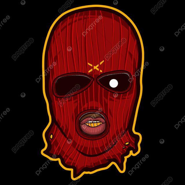 Angry Ski Mask Cartoon Art Artwork Illustration Png Transparent Clipart Image And Psd File For Free Download Kayak Taslaklar Fotografcilik