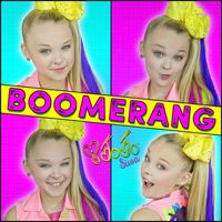 Listen to Boomerang - Single by JoJo Siwa on @AppleMusic.