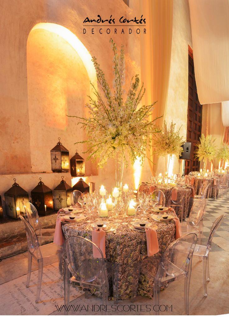 #andrescortes #WeddingIdeas #Weddings #Bodas #Centrosdemesa
