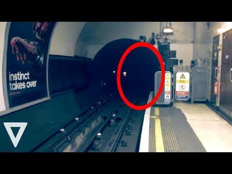 5 CREEPIEST Ghost Sightings Caught On Camera - YouTube