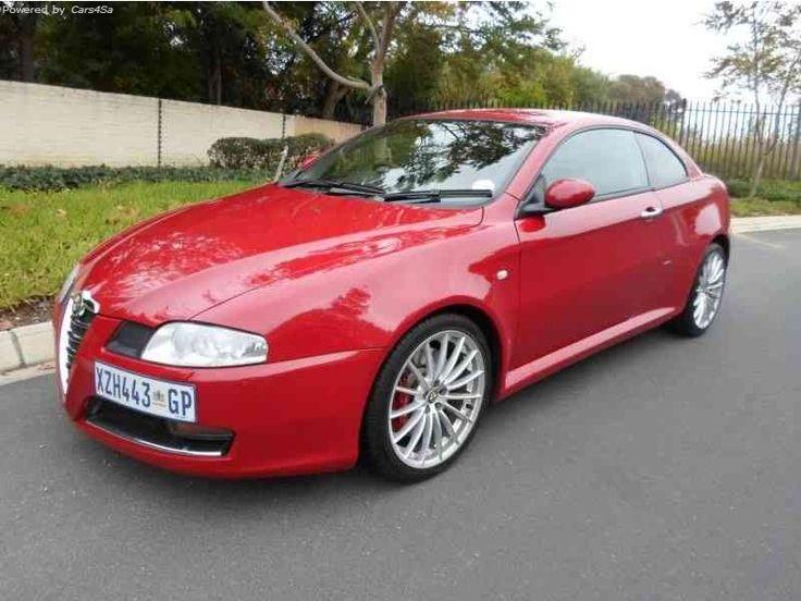 2009 Alfa Romeo Gt 3.2 V6 Distinctive http://www.cars4sa.co.za/used-cars/Alfa-Romeo