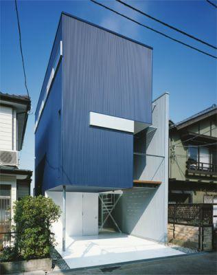 秋山建築設計/秋山隆男 Mi-1 house (二俣川の家)