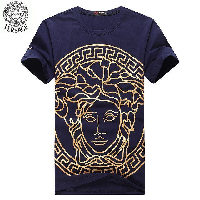 Replica Versace  T-Shirts for men #146555 express shipping to Nigeria,$21 USD On sale -- [GT146555] from China