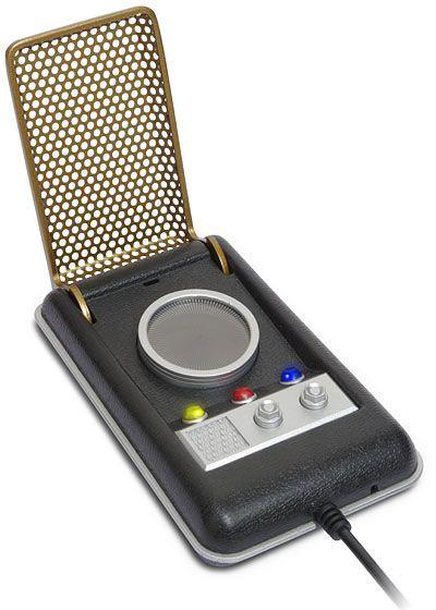 Star Trek USB Communicator $29.99