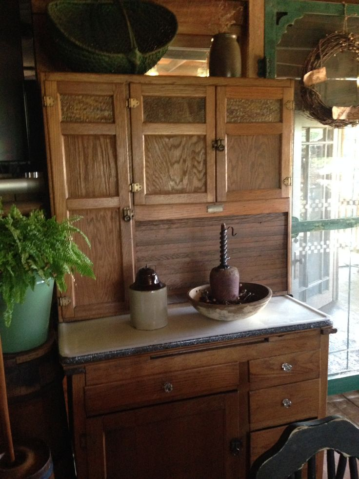 1134 best ideas about hoosier cabinets on pinterest for Kitchen cabinets 999