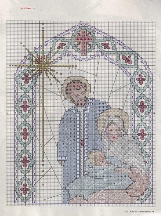 Holy Family - chart