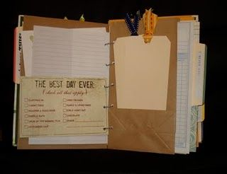 Lots of great ideas for a smash journal in this post.